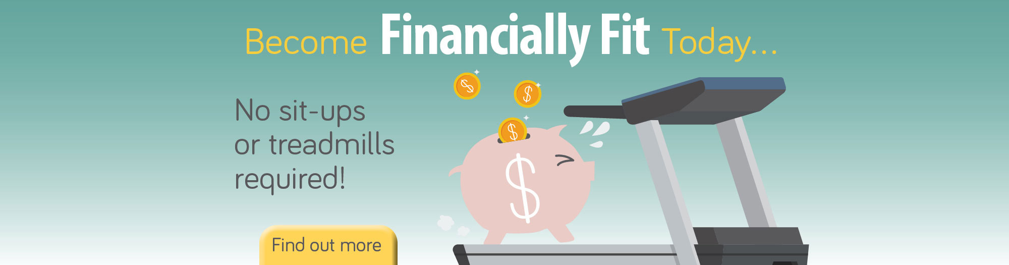 Become financially fit today